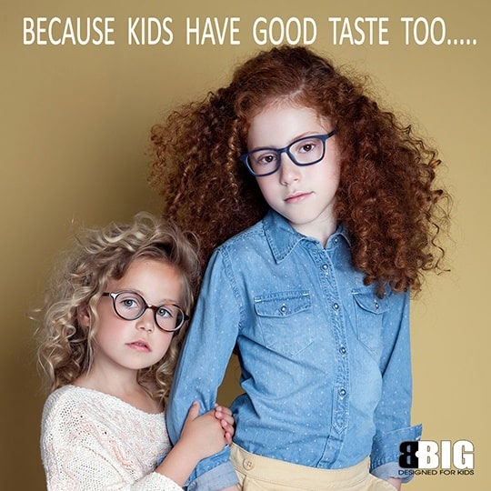 Bbig kinderbrillen