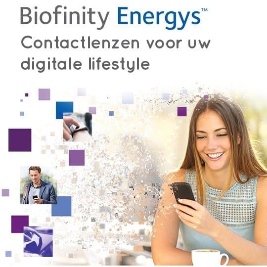 Biofinity Energys bij ZIEN Optiek Putten