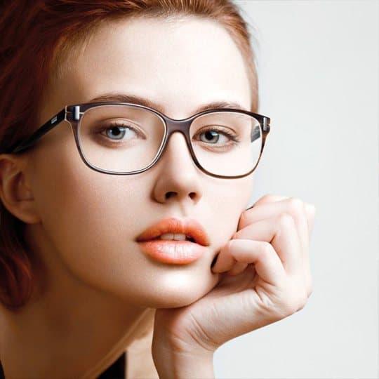 Hoffmann hoornen brillen bij ZIEN optiek Putten