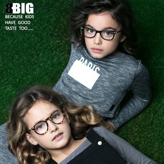 Kinderbrillen ZIEN Optiek Putten