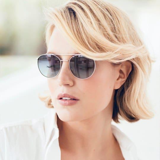 Prego zonnebrillen verkrijgbaar bij ZIEN Optiek Putten